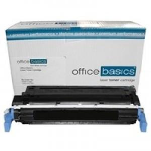 Office Basics HP LaserJet 4600 Laser Toner Black C9720A
