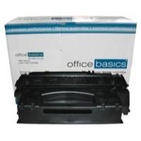 Office Basics HP LaserJet P2015 Laser Toner High Capacity Black Q7553X