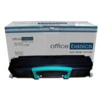 Office Basics HP Colour LaserJet 1600/2600 Laser Toner Black Q6000A