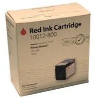Image for Office Basics Pitney Bowes Ink Cartridge Red 793-5RN/793-5/793-5BL