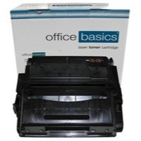 Office Basics HP LaserJet 4250/4350 High Capacity Laser Toner Black Q5942X