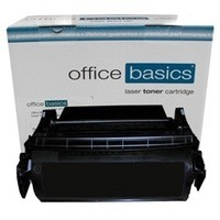Office Basics Lexmark Optra-S/1255/1855 Laser Toner Black 1382925