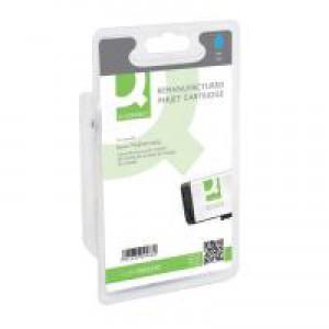 Q-Connect Epson T163240 (16XL) Ink Cartridge High Yield Cyan T163240