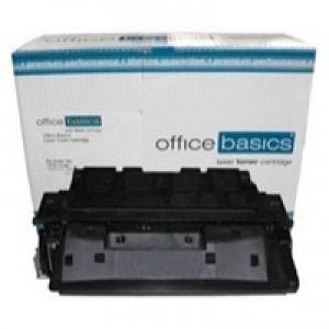 Office Basics HP LaserJet 4000 Laser Toner High Capacity Black C4127X