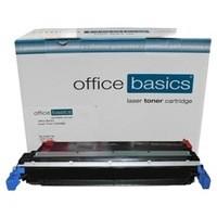 Office Basics HP Colour LaserJet 5500 Laser Toner Magenta C9733A