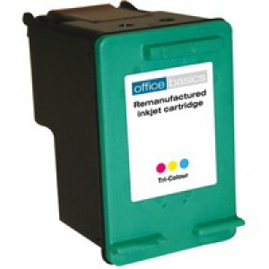 Office Basics HP No351 XL Inkjet Cartridge Colour CB338EE