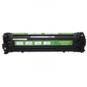 Office Basics HP CP1215 Laser Toner Cyan CB541A