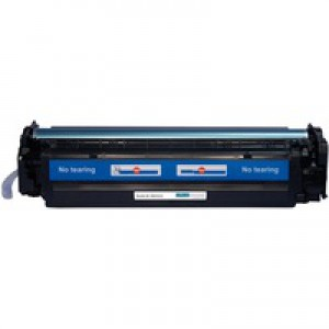 Office Basics HP Laser Toner Cartridge Cyan CC531A