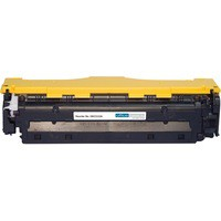 Office Basics HP Laser Toner Cartridge Magenta CC533A