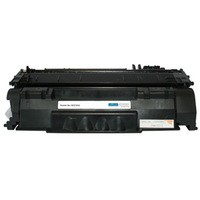 Office Basics HP Laser Toner Cartridge Black CE505A