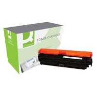 Qconnect Clr Laserjet CP5225 Toner Cartridge Black