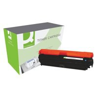 Qconnect Clr Laserjet CP5225 Toner Cartridge Cyan
