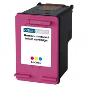 Q-Connect HP 301 Inkjet Cartridge 3-Colour CH562EE