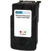 Office Basics Canon CL511 Inkjet Cartridge Colour