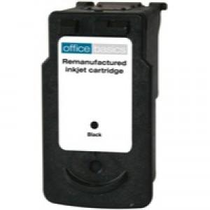 Office Basics Canon PG512 Inkjet Cartridge Black