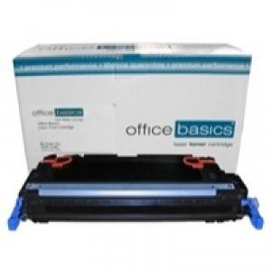 Office Basics HP Colour LaserJet 3800 Laser Toner Cyan Q7581A