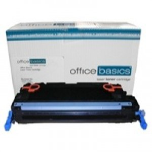 Office Basics HP Colour LaserJet 3800 Laser Toner Yellow Q7582A