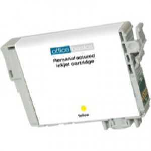 Office Basics Epson T089440 Inkjet Cartridge Yellow