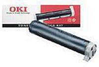 Oki OkiPage 4W/OkiFax 4100 Fax Toner Cartridge Type 3 Black 5089 09002390