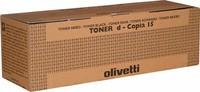 Olivetti Copier Toner Cartridge for D15/D20 Black B0360