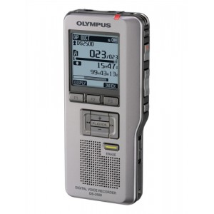 Olympus DS-2400 Digital Voice Recorder Silver