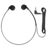 Image for Olympus E-102 Headphones for Transcriber Black 057717