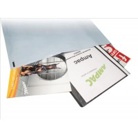 Image for Postsafe DX Waterproof Envelope 430x400mm Opaque Grey Pack of 100 P27