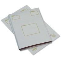 Postsafe Extra Strong Biodegradable Polythene Envelope C4 240x320mm White Pack of 100 PG25