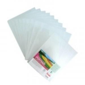 Pentel Recycology Document Envelope Landscape Transparent DCD74T