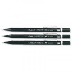 Pentel 0.5mm Sharplet-2 Automatic Pencil Black A125-A