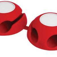 Gumbite Red Clippi Cable Manager 12345605