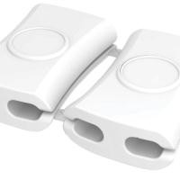 Gumbite White Snappi Cable Manager 12345700