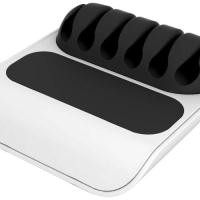 Gumbite Black Stoppi Cable Manager 12345801