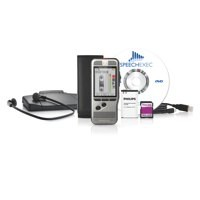 Philips Silver Digital Dictation Starter Kit (Pack of 1) DPM6700