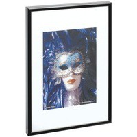 Photo Album Company Certificate Frame A4 Black Aluminium PAAFA4BLK