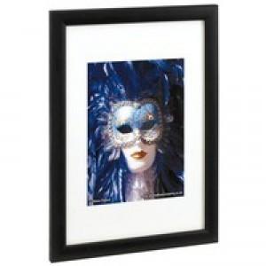 Photo Album Company Wooden Frame A3 Black PAWFA3BBlack