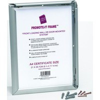 Photo Album Company Promote It Aluminium Frame A3 PAPFA3B