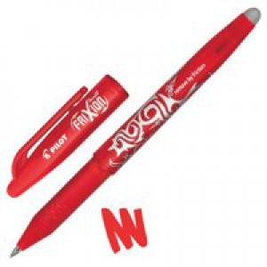 Pilot Erasable Rollerball Pen Red 224101202