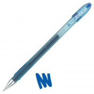 Pilot Gel Ink Rollerball Pen 0.7mm Blue G10703