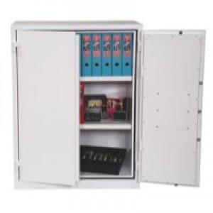 Phoenix Fire Ranger Safe Size 2 Key Lock White FS1512K
