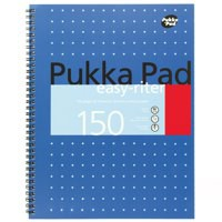 Pukka Easy-Riter Metallic A4 Writ Pad 80g