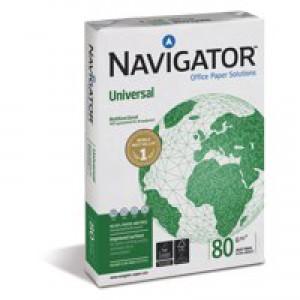 Navigator Universal Paper A3 80gsm White Ream NAVA380
