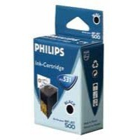 Philips Inkjet Cartridge Black PFA531
