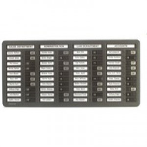 Indesign In/Out Board 40 Names Grey WPIT40I