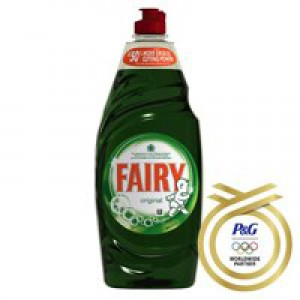 Fairy Original Hand Dish Washing Liquid 625ml 5413149607743