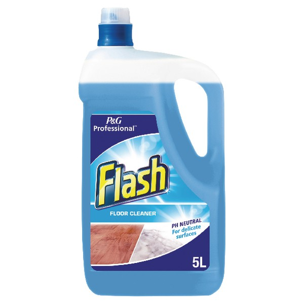 Flash Floor Cleaner 5 Litre 5410076091935