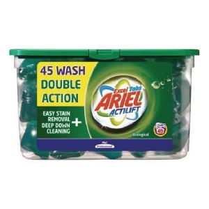 Ariel Tub Liqui Tabs Pack of  72 5410076361281