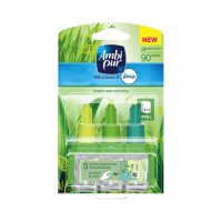 Image for Ambipur 3 Vol Fresh New Day Refill 20ml 5410076378111