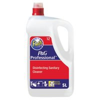 Image for Flash Disinfecting Sanitary Cleaner 5 Litre 4015600554866