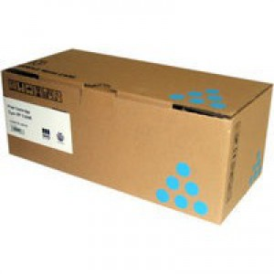 Ricoh AIO Toner Cartridge Cyan 406053 406053